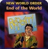 A Nova Ordem Mundial vai dar posse ao antiCristo e a Grande Tribulação.