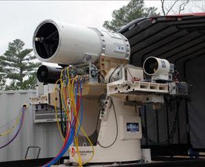 Arma Laser Raio da Morte já testada e aprovada nos EUA.