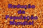 Redução da PopulaçãoMundial