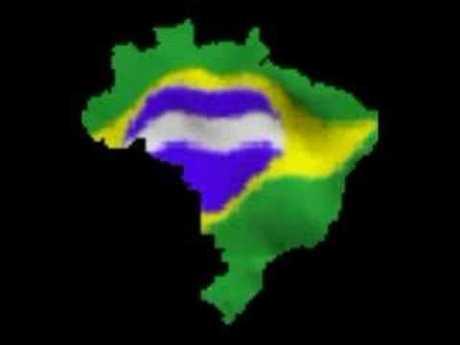 Salve o Povo deste Brasil.