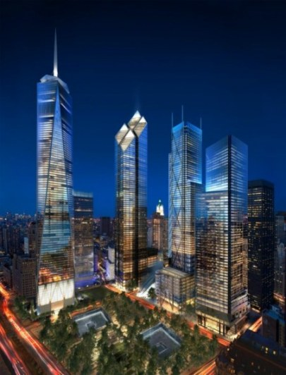 Novo WTC - World Trade Center