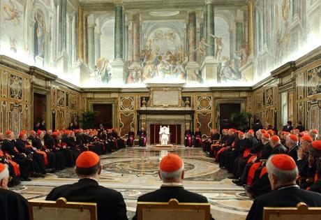 O lado Escuro do Vaticano 2