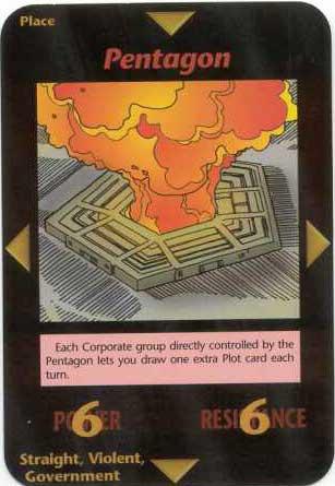 Pentagono Americano, nada mais é do que um pentagrama satânico.