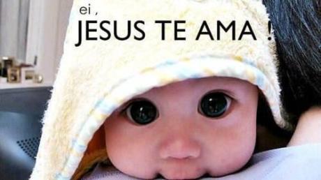 Ei, Jesus te ama!